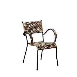 DCCYZ-YJ Chaise en rotin Petite Chaise Tabouret Chaise en Bambou Plastique Chaise Maison individuelle Chaise tissée…