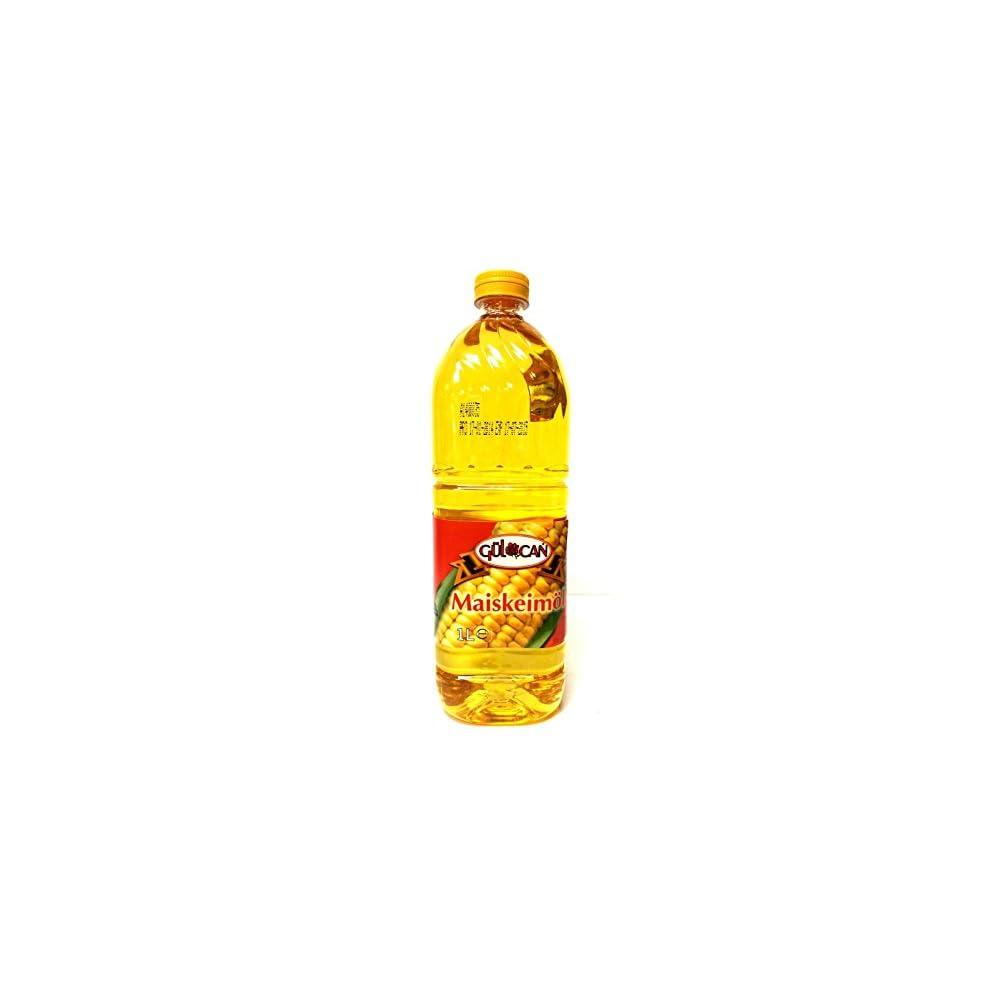 Glcan Maiskeiml Maisl Corn Oil Misir Yagi 1 Liter