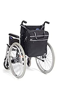 Bag for use with Wheelchair and Scooter includes free mini bag