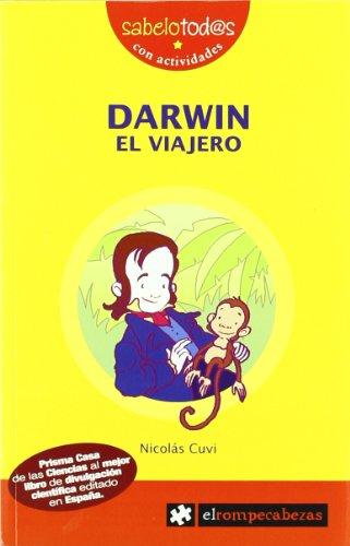DARWIN el viajero (Sabelotod@s) por Nicolás Cuvi