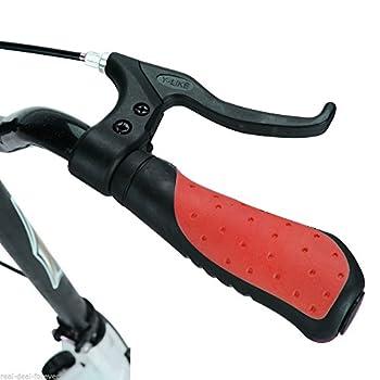 Homcom Kids 3 Wheels Foldable Speeder Push Scooter Tri Slider Red Large Type For Age 8+ … 4