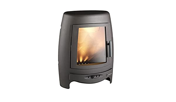 Invicta La Borne 12 kW Wood Burning Cast Iron Stove: Amazon.co.uk ...