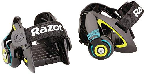 Razor Sneaker Rollen Jetts Heel Wheels, Grün, Multi, 0845423016029