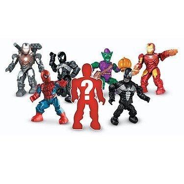 Mega Bloks Marvel Figure Foil Pack by Mega