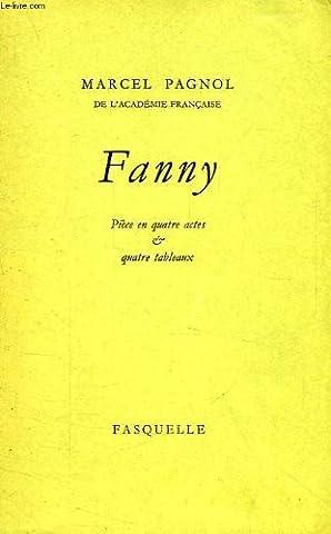 Coffret Pagnol - Marcel Pagnol. Fanny, pièce en 3 actes
