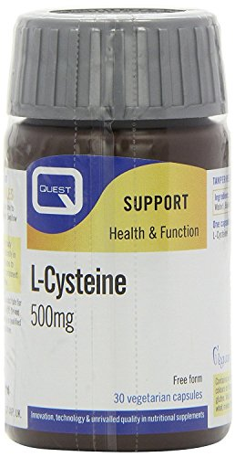 Quest-L-Cysteine-500mg-30-caps