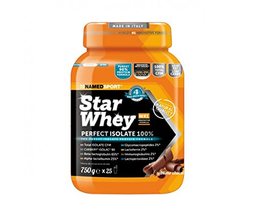 Star Whey - Named - 100% Proteine del Siero del