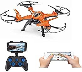 AZi Vision Drone 2.4GHz 4.5CH 6Axis Gyro RC App Control with WI-FI Camera