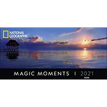Magic Moments Panorama National Geographic Kalender 2021