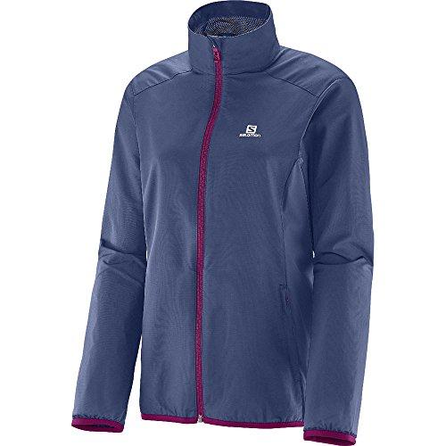 Salomon Start Jacket W Blau