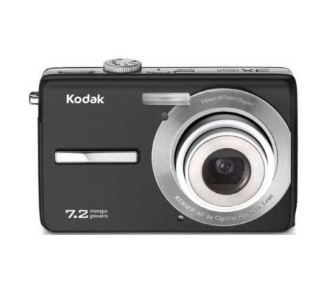 Kodak EasyShare M763 Digialkamera (7 Megapixel, 3-fach opt. Zoom, 6,9 cm (2,7 Zoll) Display) schwarz