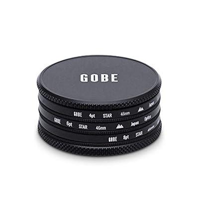 Gobe 46mm Star Filter Kit points points points 2Peak