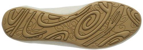 Blackstone Slip-on Ladies, Semelles compensées femme Beige (Beige (Stone))