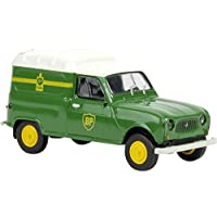 H0 BR Renault R4 Fourgonnette BP Gas