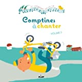 Comptines a Chanter: Comptines a Chanter 3 - Book + CD-Audio by Lauri Prado (2004-04-01)