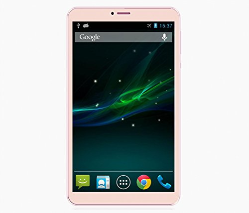 IKALL N1(1+16GB) Dual Sim Calling 8 Inch Display 4G Volte Supported Calling Tablet - Golden