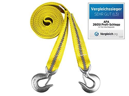 APA 26050 Abschleppseil \'Profi-Schlepp\' bis 4.000 kg