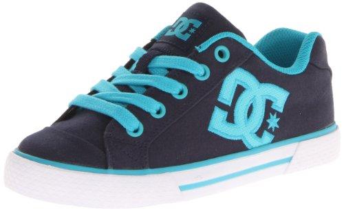DC Chelsea TX J Shoe DDH, Sneaker Donna, Blu (Blau (DC Navy/HOR Blu)), 37.5