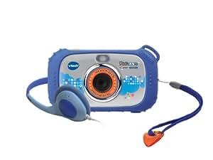 Vtech - 145005 - Jeu Électronique - Kidizoom Touch Connect - Bleu