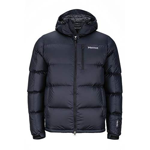 41tjY91j5SL. SS500  - Marmot Guides Down Winter Puffer Jacket with Hood, Men, 700 Fill Power Down