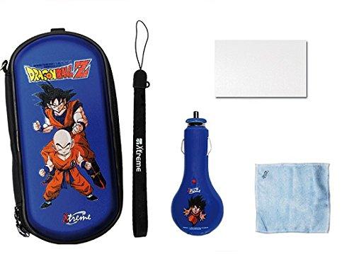 Xtreme - Kit de 5 accesorios para PSP, diseño de Dragon Ball Z