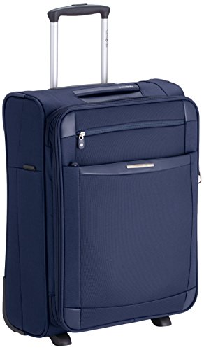 Samsonite Dynamo Upright 55/20 Equipaje de Mano Expansible,5 5 cm, 48 L, Color Azul (Navy Blue)