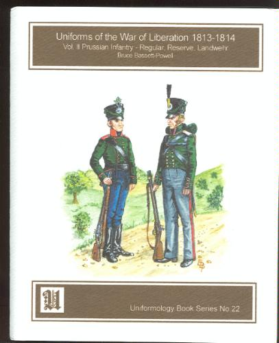 EUROPEAN FREIKORPS OF THE 18TH CENTURY - Hanover and Prussia