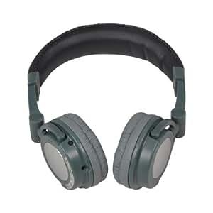 Generic Kids Gear Wired Headphones Color Black