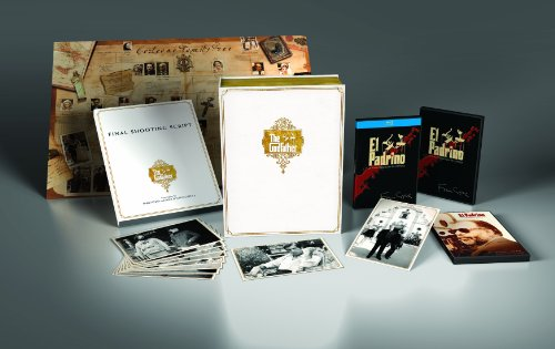 El Padrino (Pack 40 Aniversario) [Blu-ray] 41tjcr 2BR VL