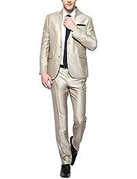 Van Heusen Men Slim Fit Suit_VHSU1C00959_ 36