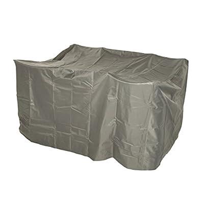 Schutzhülle Abdeckung Sitzgruppe 6 Stühle Tisch Schutzplane Regenschutz Hülle von Wholesaler GmbH - Gartenmöbel von Du und Dein Garten
