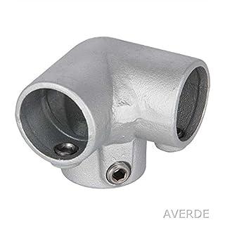 AVERDE Rohrverbinder 128-2 Eckkopfverbinder 1