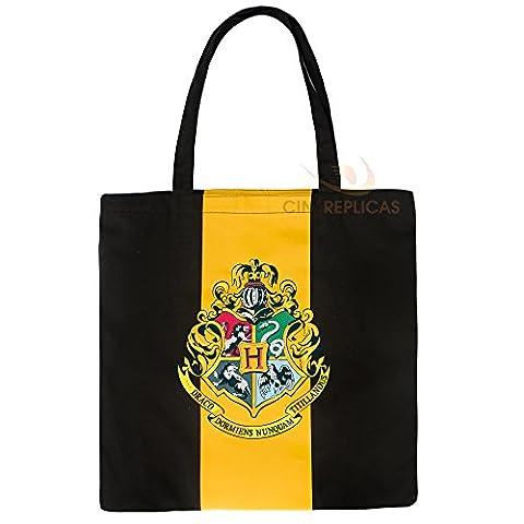 Sac Harry Potter® de Courses - Shopping - Fourre-Tout - Cinereplicas® (Poudlard)
