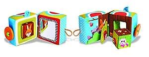 Tiny Love Magic Flip Cube (Multi Color)