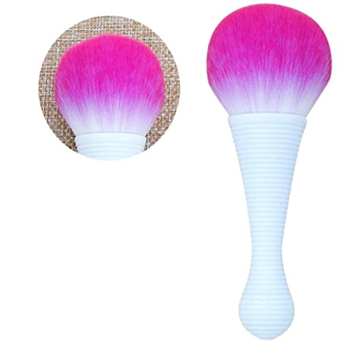 Halloween Soft Contour Face Powder Foundation Blush Pinsel Make-up Kosmetik-Tool Lollipop Make-up Pinsel Bürste HKFV (Up Halloween Gothic Make)