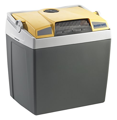 Mobicool G26 DC  -  Elektrische Kühlbox 12 Volt I Anschlussfertig für den PKW I Minikühlschrank I Fassungsvermögen 25 L