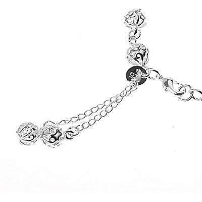 New Fashion Beautiful 925 Silver elegant Bracelet, bracelet / bangle,jewellery classic design for Women,Teen Girls, Young Girls.