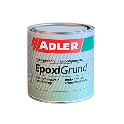 2K-Epoxi-Grund 3kg - Grundierung auf Epoxibasis von ADLER bei TapetenShop