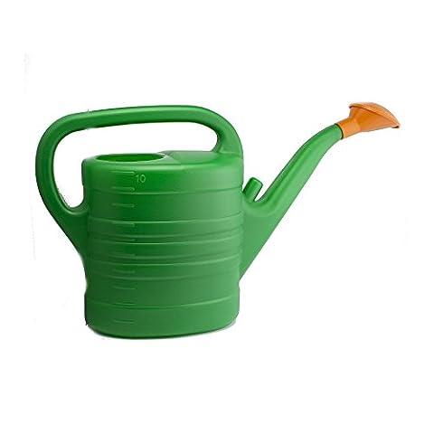 Quantum Garden - Lime Line - Garden Watering Can 10L.