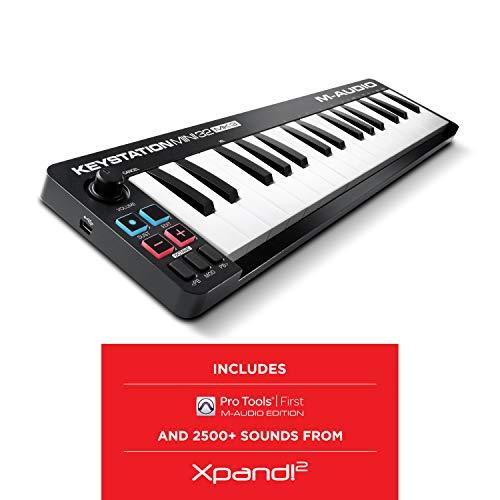 M-Audio Keystation Mini 32 MK3 - Clavier Maître Mini -...