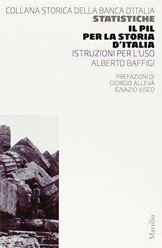 Il PIL per la storia d'Italia. Istruzioni per l'uso