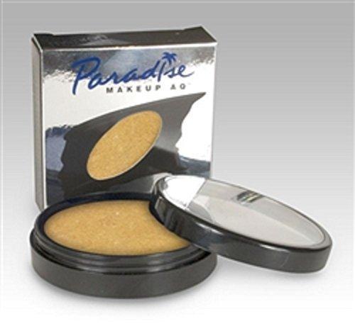 Mehron Paradies Make-up AQ Make-up Brilliant Gold (Dore)
