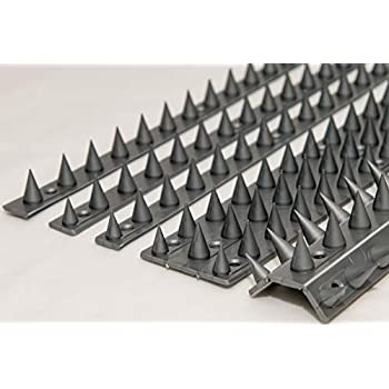 Stegastrip Security Spikes for Walls and Fences 500mm Strips