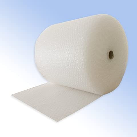 Jiffy Bubble Wrap 1 roll of 50m x 750mm Large Bubble