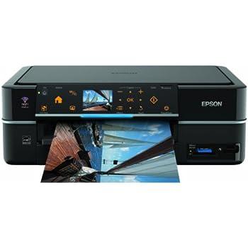 Epson Stylus Photo PX720WD All-in-One Printer (Scan, Copy, Duplex & Wi-Fi)