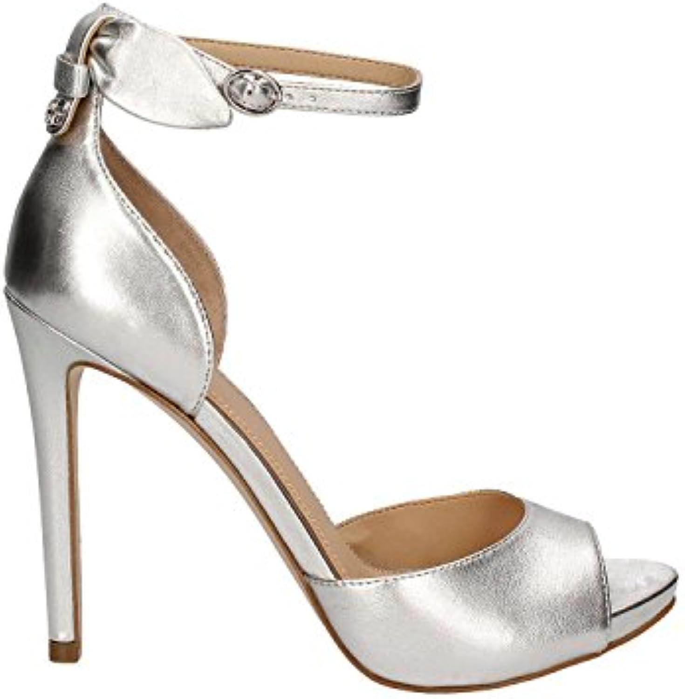 Guess FLAML2LEM03 Sandalen Damen 2018 Letztes Modell  Mode Schuhe Billig Online-Verkauf