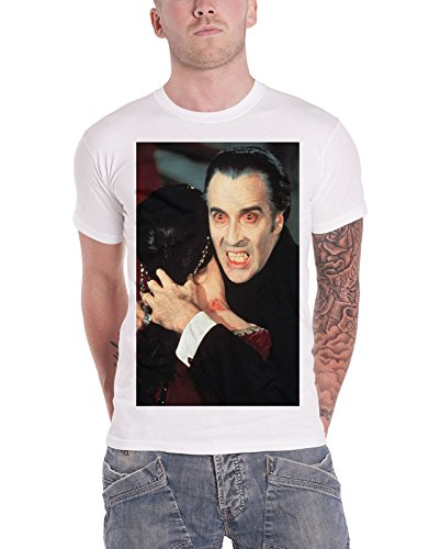 Studio Canal Shirt Son of Dracula Film Still Official Mens White