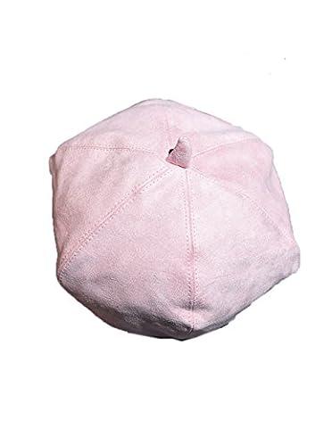 Menschwear Damen & Mädchen Berets Hüte Rosa