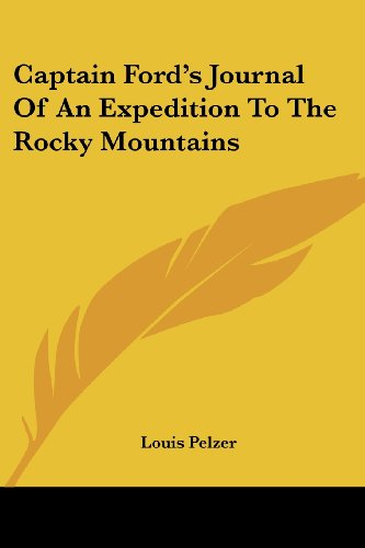 captain-fords-journal-of-an-expedition-to-the-rocky-mountains