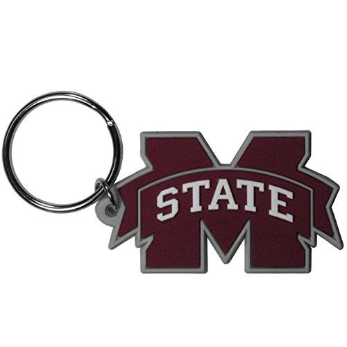 Siskiyou NCAA Team Logo Flex Schlüssel Kette, aqua